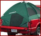 Genuine Chevrolet bed tent
