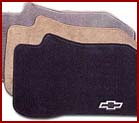 Genuine Chevrolet Floor Mats