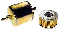 Genuine Chevrolet fuel filter