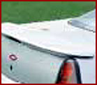 Genuine Chevrolet Rear Spoiler