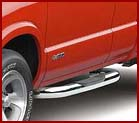 Genuine Chevrolet Side Steps
