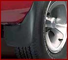 Genuine Chevrolet Mud Flaps